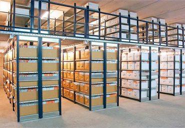Sistema de armazenagem